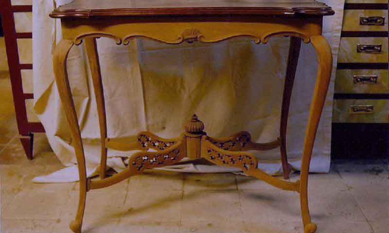 La ebanister a est viva al modificar muebles - La ebanisteria ...